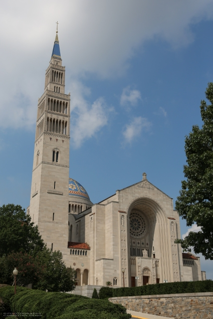 The National Basilica of the Immaculate Conception