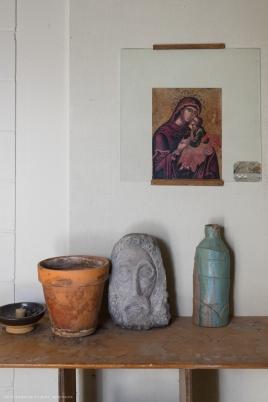 Br. Dominic's Studio