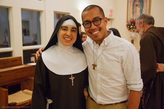Capuchin Poor Clare Sisters of Saint Veronica Giuliani in Wilmington, DE