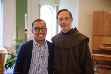 Fr. Larry Hayes, OFM