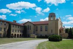 The Interprovincial Novitiate in Burlington, WI