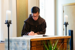 Signing the Book of Life