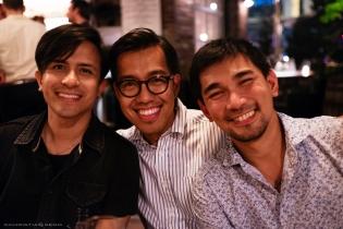Greg, me, and Zander