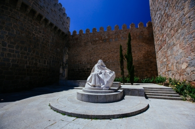 Santa Teresa de Jesus in Ávila