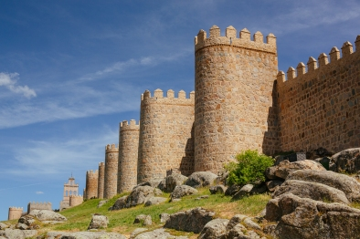 The Gates of Ávila