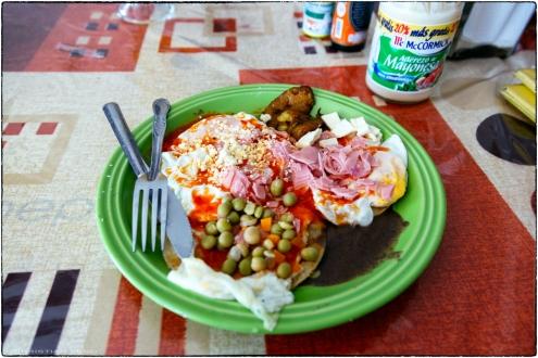 My delicious breakfast