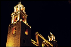 The Cathedral of Mérida