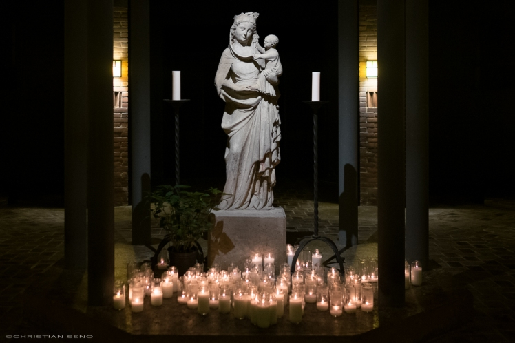 Our Lady of Peace at Mount Saviour Monastery in Elmira, New York