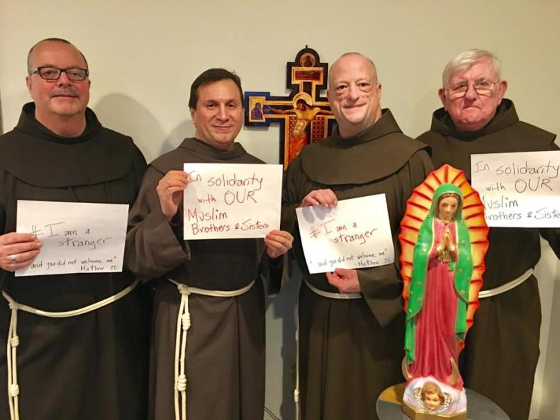 Franciscan Friars at Pompton Lakes
