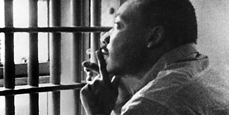 struggle to gain acceptance in letter from birmingham jail by martin luther king jr Martin luther king jr's name was originally michael king jr but he was renamed to martin luther king jr in homage to the german theologian martin luther we must build dikes of courage to hold back the flood of fear.